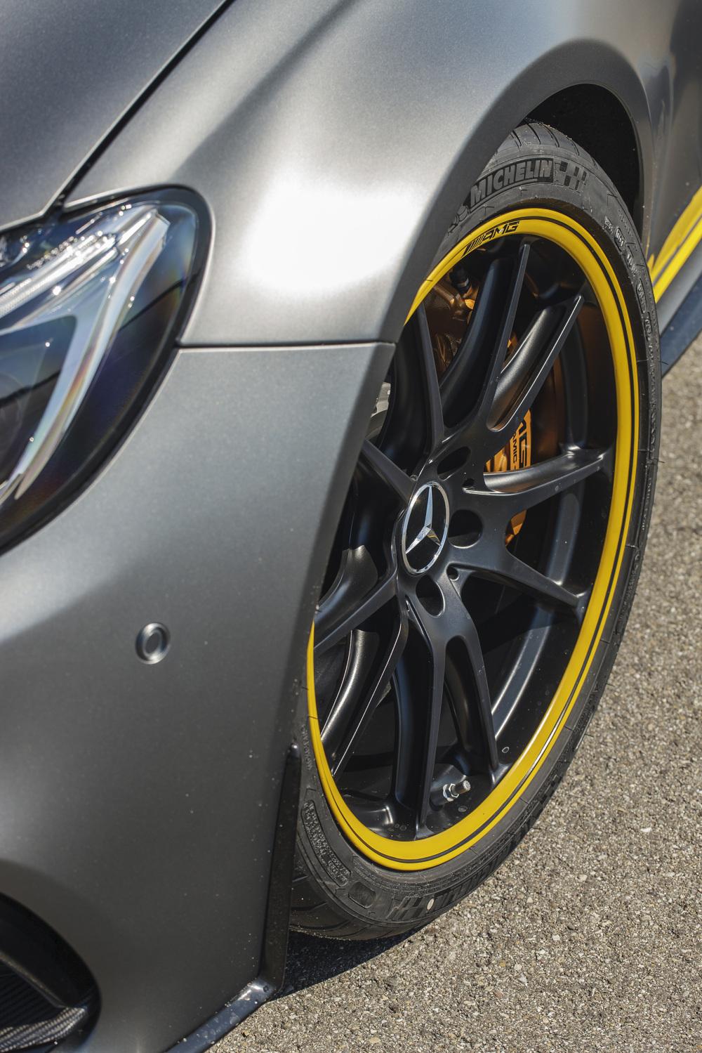Mercedes-AMG C 63 Coupé per il DTM 2016