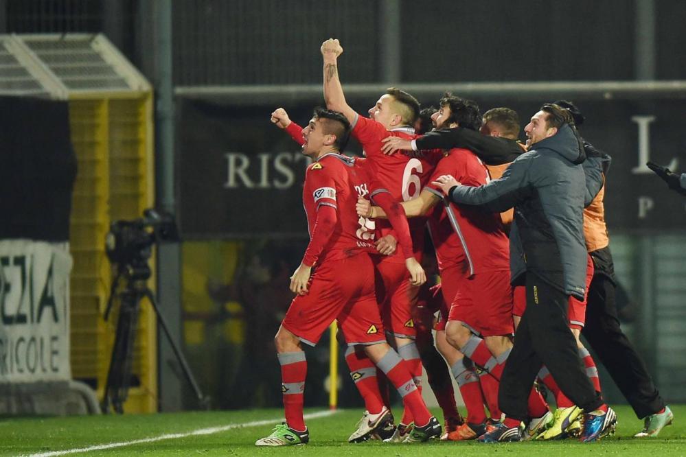 Coppia Italia: Alessandria, storica semifinale