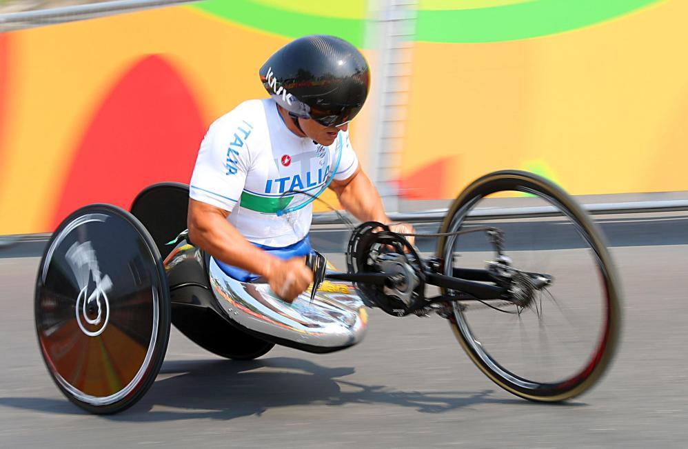Paralimpiadi 2016, handbike: Zanardi vince l'oro, le foto