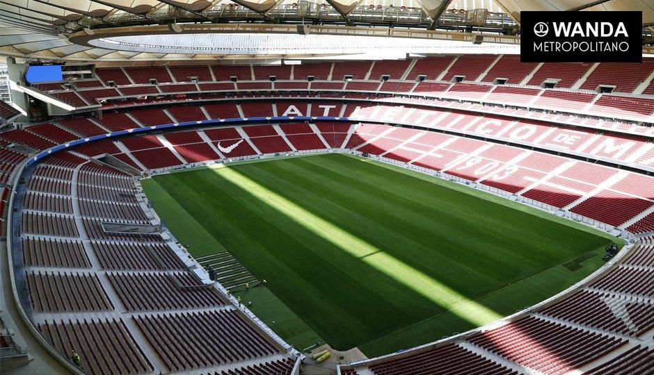 Wanda Metropolitano, sabato l'inaugurazione del nuovo stadio dell'Atletico