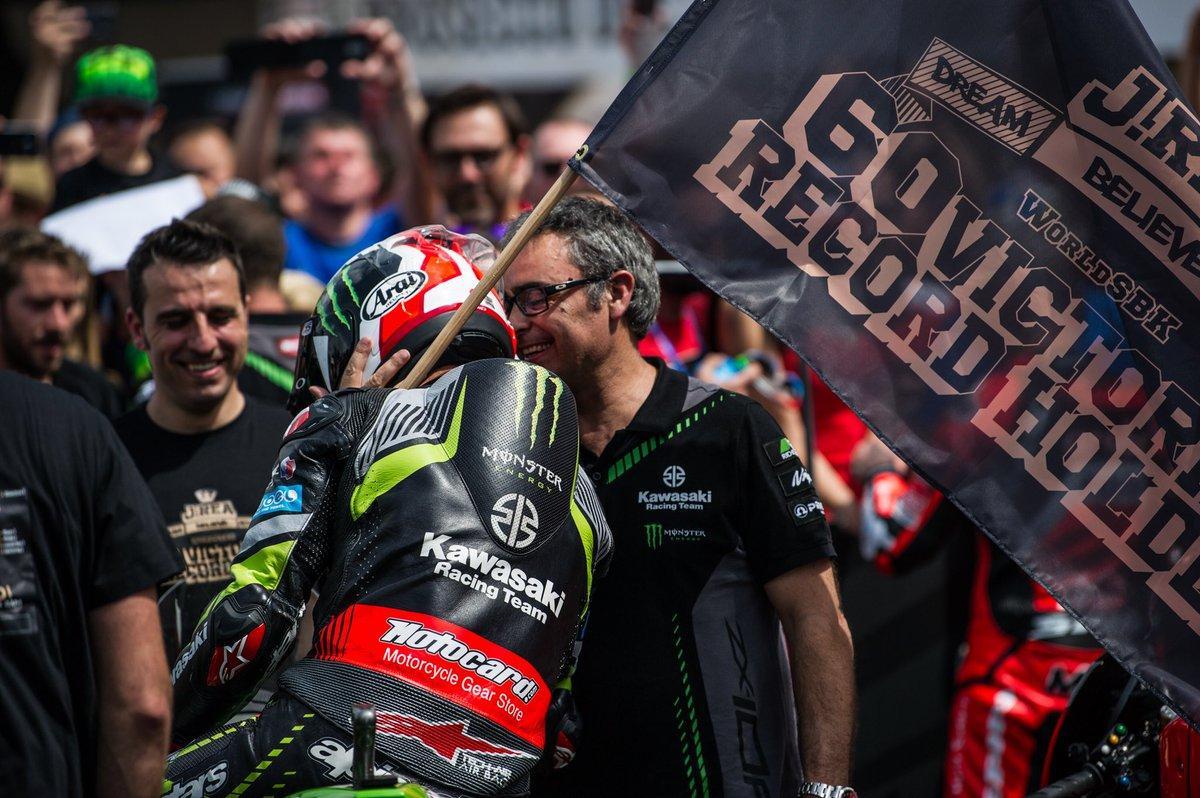 Superbike, per Rea vittoria record a Brno