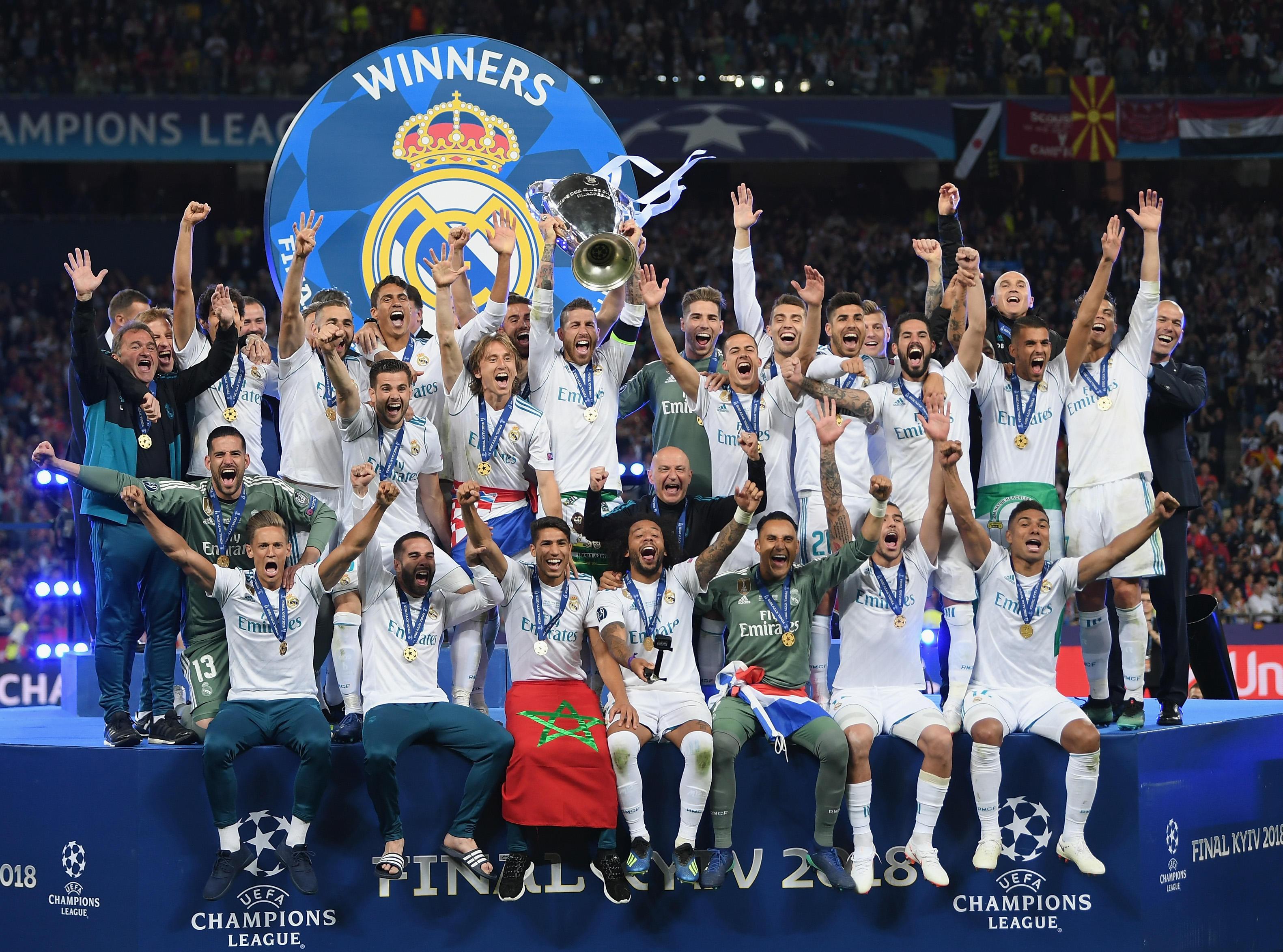 Real, dalla Champions al baratro in 156 giorni