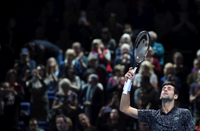 Atp Finals, brilla Djokovic