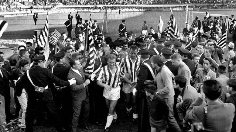 Juventus vs Inter 1961: la vittoria bianconera dopo il 9-1
