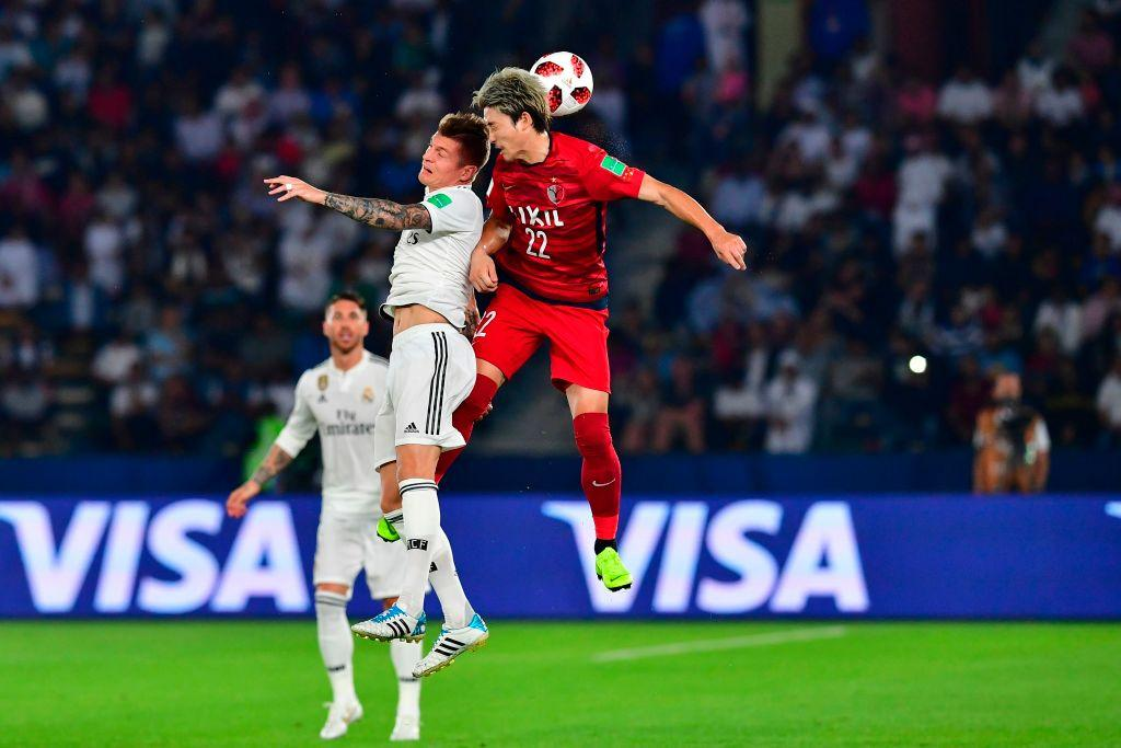Mondiale per club: il Real in finale con un super Bale