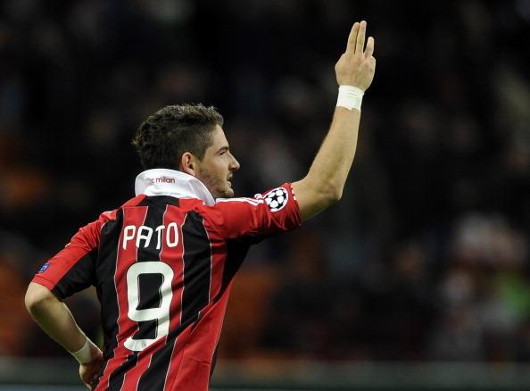 2008: il Milan acquista Pato (in realtà nell'estate precedente ma esordirà a gennaio), in rossonero 150 partite e 63 gol