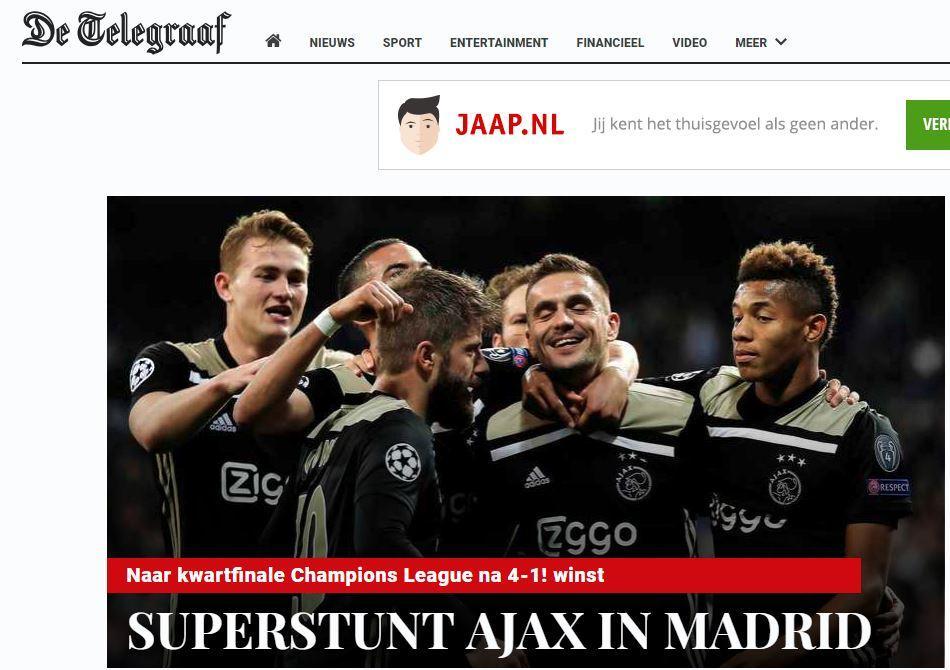 De Telegraaf (Olanda)