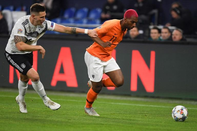 19 novembre 2018: Nations League, Germania-Olanda 2-2