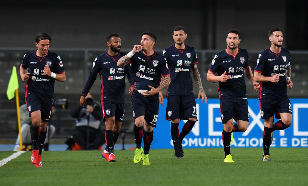 La fotostoria del match: ecco le immagini più belle di Chievo-Cagliari