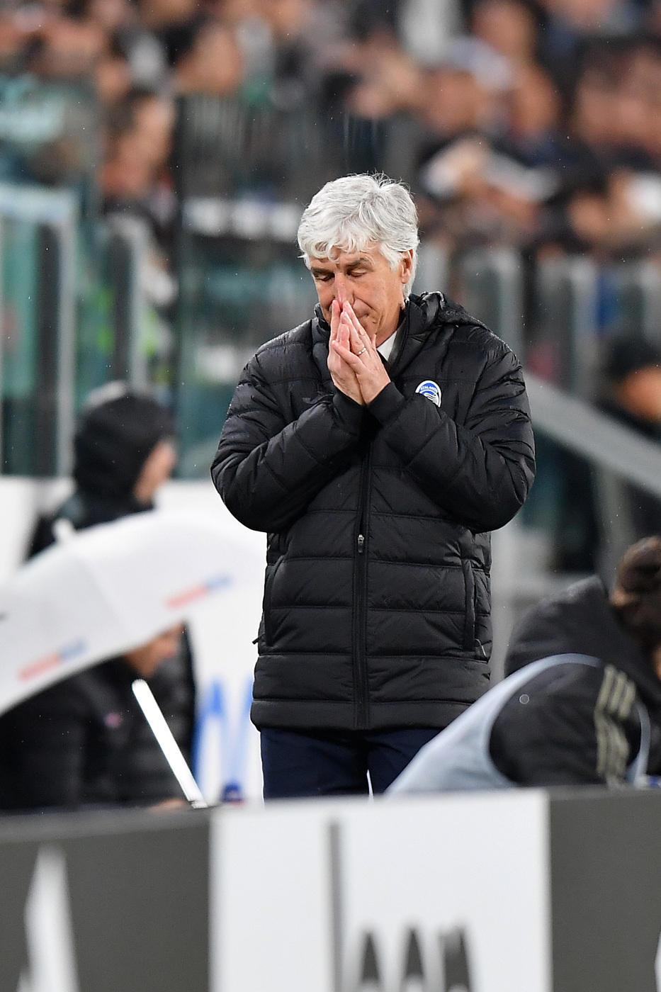 I bergamaschi strappano l'1-1 alla Juve e rimangono davanti nella corsa al terzo e quarto posto