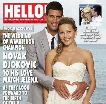 La copertina di Hello