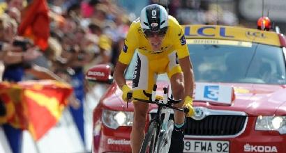 Ciclismo, l'addio alle corse di Andy Schleck
