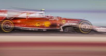 Vettel, Foto LaPresse