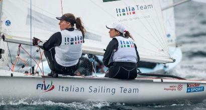 Roberta Caputo e Alice Sinno, Foto da Twitter