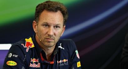 """F1, Horner: """"Sainz alla Mercedes? Non rinforziamo i nostri rivali"""""""