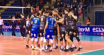 Foto  Lube volley