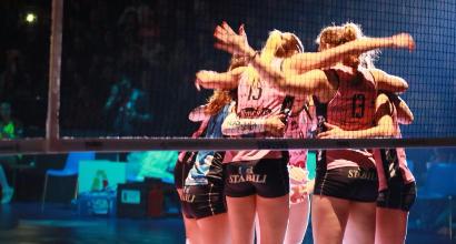Volley, SuperLega: Civitanova implacabile, crolla Modena