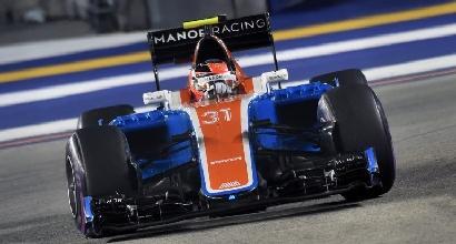 F1, la Manor va in amministrazione controllata