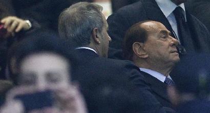 """Berlusconi: """"Non sono preoccupato"""""""