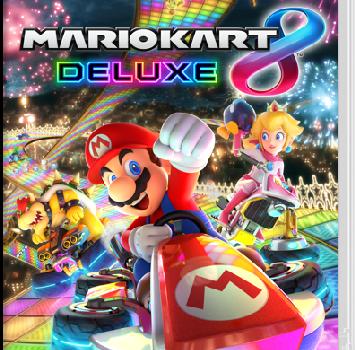 Nintendo Switch, ecco Mario Kart 8 Deluxe