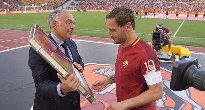 Francesco Totti vuole continuare a giocare