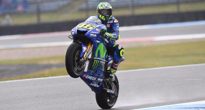 MotoGP Assen 2017 qualifiche, Valentino Rossi: