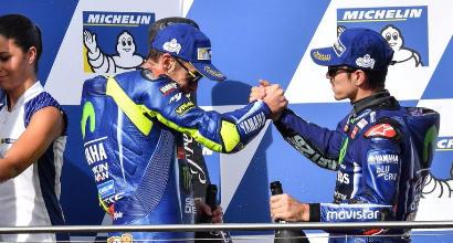 """MotoGP, Rossi: """"Dobbiamo rimanere umili"""""""