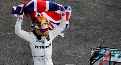 """Hamilton: """"Con questa etica del lavoro, oggi avrei cinque titoli Mondiali"""""""