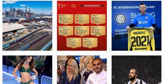Le news di Sportmediaset sbarcano adesso anche su Instagram