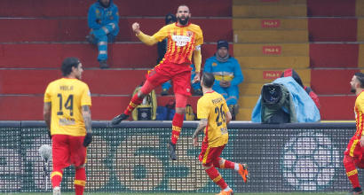 Serie A, Diabaté fa esultare il Benevento: Crotone ko