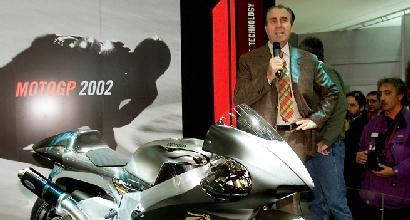 Motociclismo: morto Beggio, storico presidente dell'Aprilia<br />