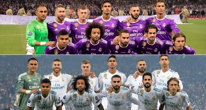 Champions, Real Madrid a Kiev come a Cardiff: stessa formazione e stessa identica foto prima del match