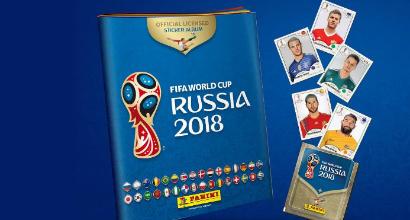 Russia 2018, Perù: album e figurine Panini in cambio di voti