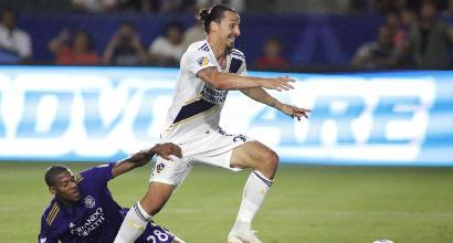 MLS: Ibra si rifiuta di giocare sul sintetico e i Galaxy affondano