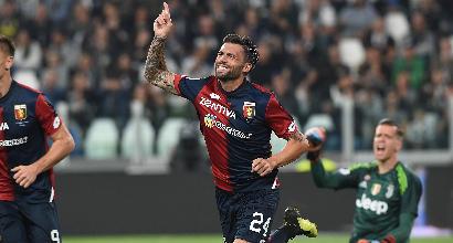 Genoa, Bessa dedica il gol alla mamma: