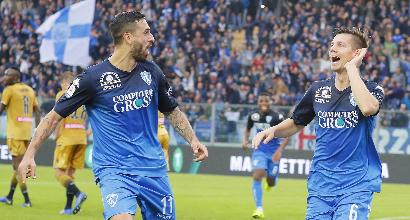 Serie A, l'Empoli stende l'Udinese: decidono Zajc e Caputo
