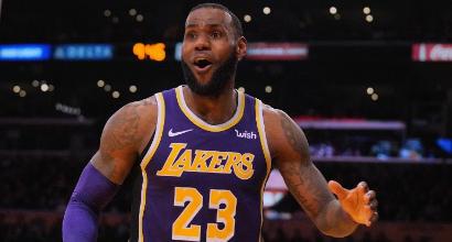 NBA: pesante sconfitta in casa per i Clippers di Gallinari, Rockets ko contro i Mavs