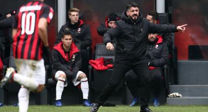 Milan, quante spine per Gattuso: il panettone può andargli di traverso