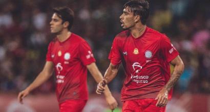 Assist di Kaká, gol di Paquetá: è il passaggio di consegne, il Milan sogna