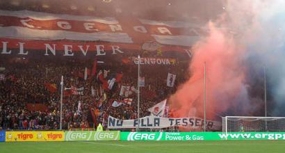 """Genoa-Milan, interviene il Comune: """"Si giochi alle 21"""""""