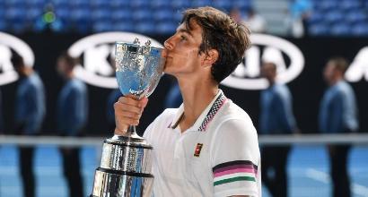 Tennis, storica impresa di Musetti agli Australian Open: vince il titolo junior