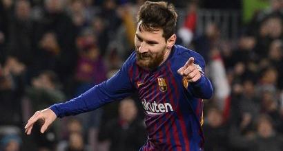 Liga: poker del Real Madrid all'Espanyol, il Barcellona ne fa due al Girona