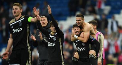 """Ajax, percolo baby """"galacticos"""" per la Juve"""