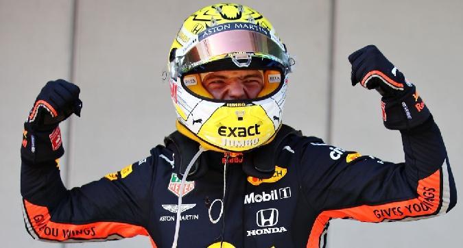 "F1, Verstappen: ""Lotta corretta"""