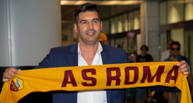 """Roma, ecco Fonseca: """"Dzeko? Voglio solo giocatori motivati. Non parlo di Higuain"""""""