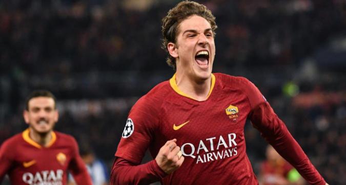 Roma, Zaniolo verso l'addio: Baldini incontra il Tottenham, sul piatto 25 milioni e Alderweireld