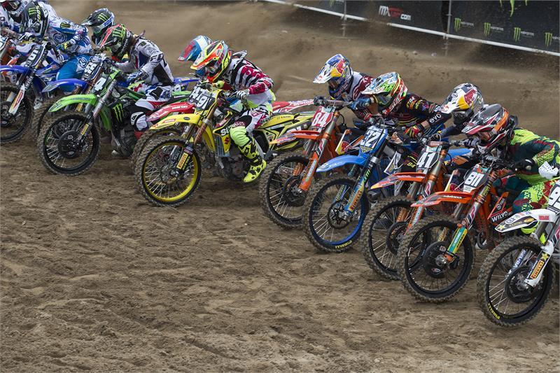 Motocross, Gajser batte Cairoli a Mantova