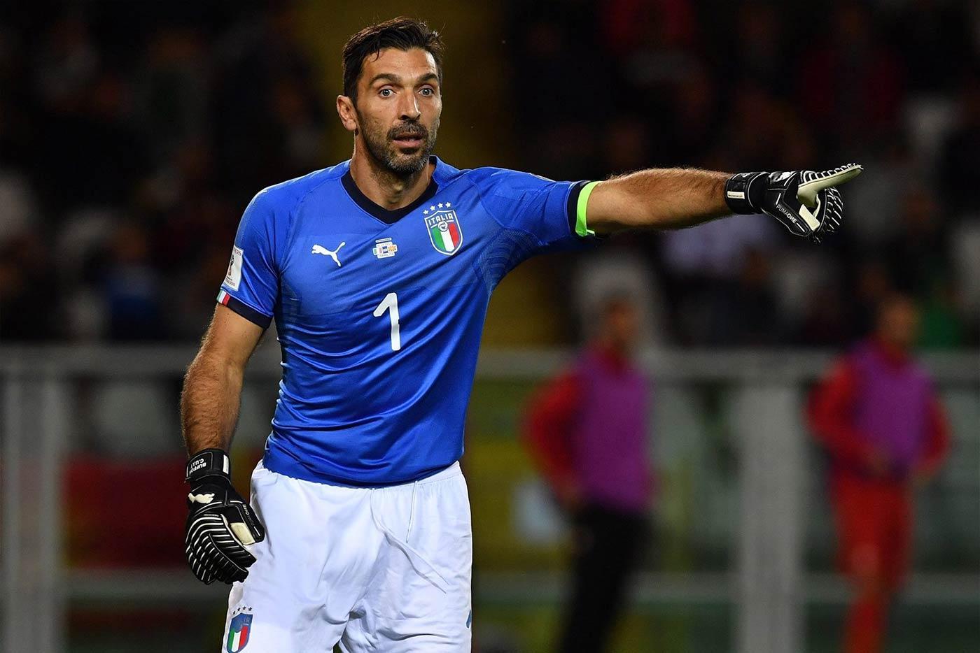 Buffon può raggiungere Maldini: 647 presenze in Serie A