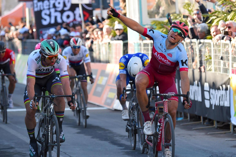 Tirreno-Adriatico, Kittel vince in volata a Fano