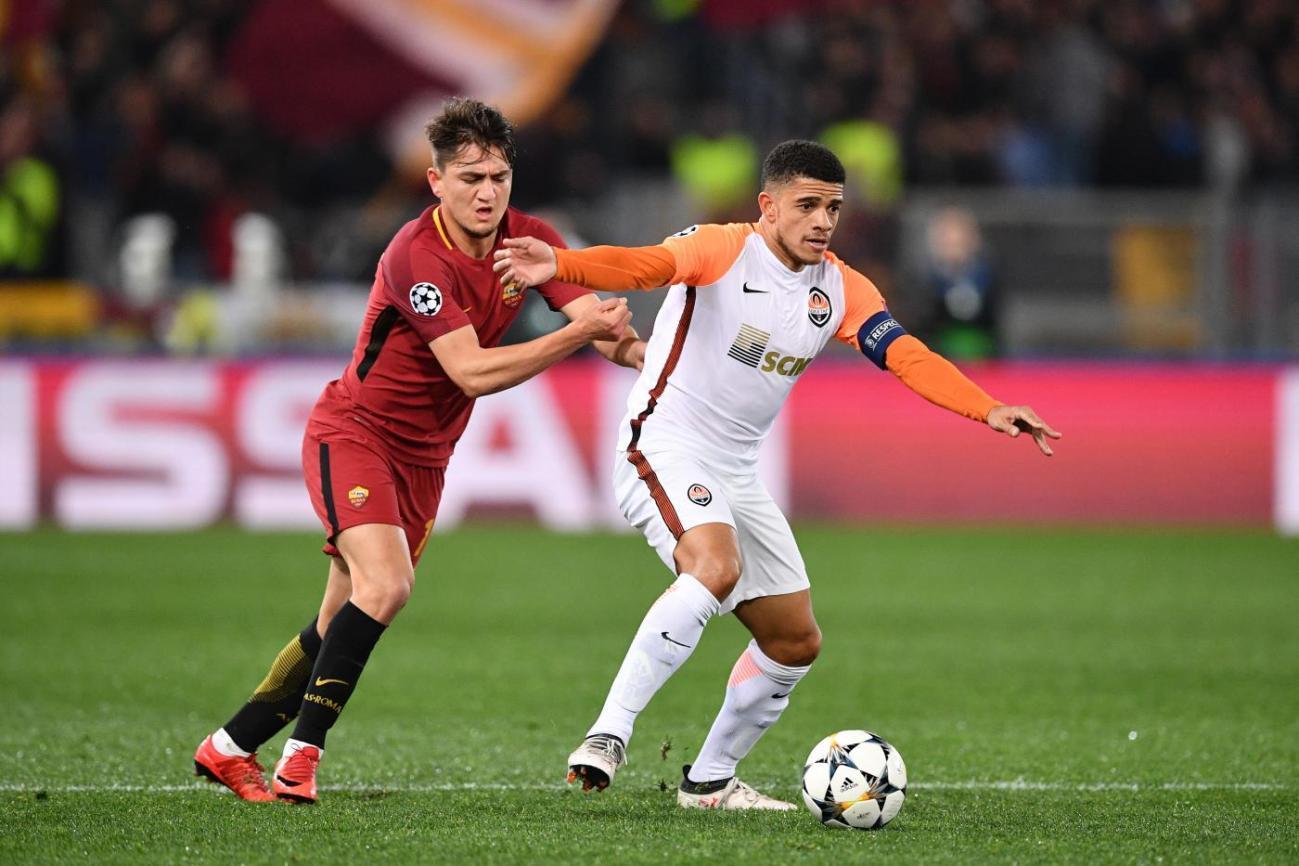 Champions League: Roma-Shakhtar Donetsk 1-0, le foto del match